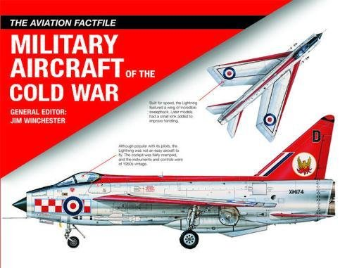 Military Aircraft of the Cold War by Jim Winchester