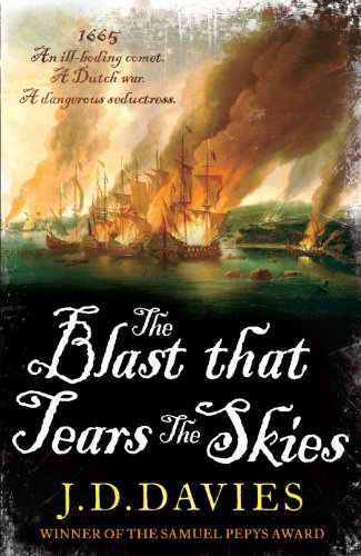The Blast That Tears the Skies by J. D. Davies