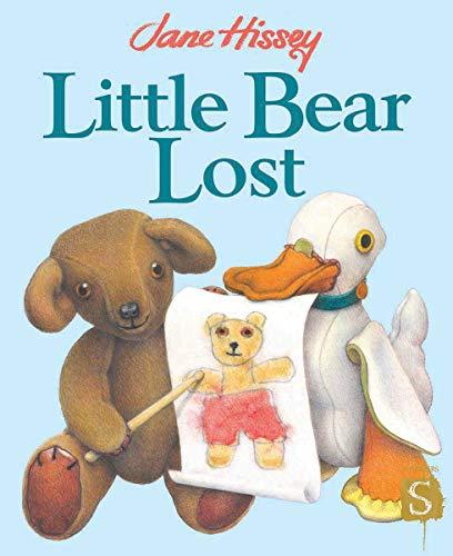 Little Bear Lost by Jane Hissey