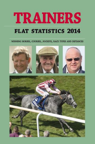 Trainers Flat Statistics: 2014 by Mark Brown