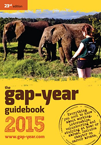 The Gap-Year Guidebook: 2015 by Jonathan Barnes