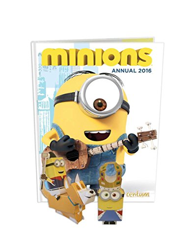 Official Minions Movie Annual: 2016 by