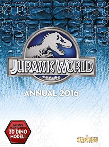 Official Jurassic World Movie Annual: 2016 by