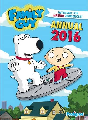 Family Guy Annual 2016 by