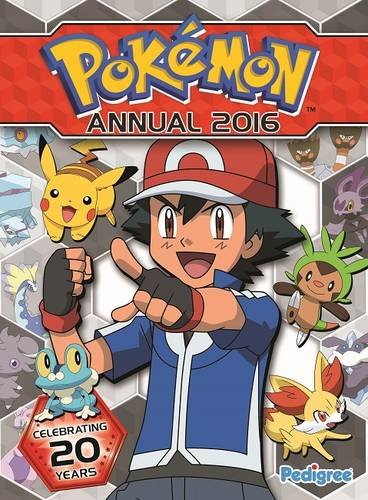 Pokemon Annual 2016 by