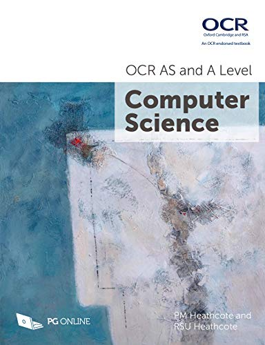 OCR AS and A Level Computer Science by P. M. Heathcote