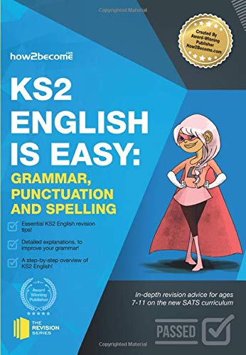 KS2: English is Easy - Grammar, Punctuation and Spelling by Marilyn Shepherd