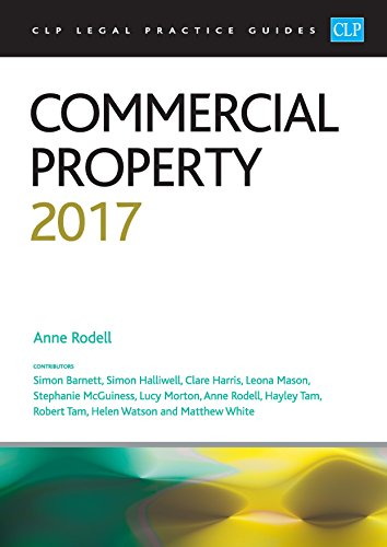 Commercial Property: 2017 by Anne Rodell