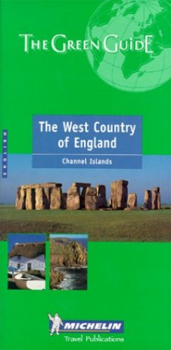 The West Country of England Green Guide by Michelin Travel Publications