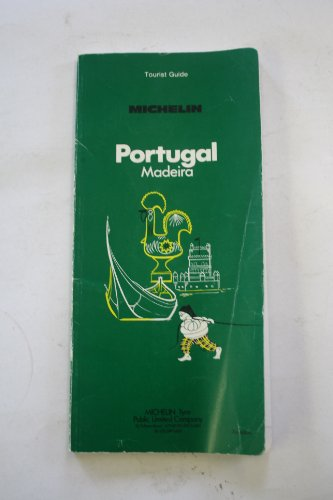 Michelin Green Guide: Portugal by