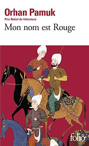 Mon Nom Est Rouge (Folio)