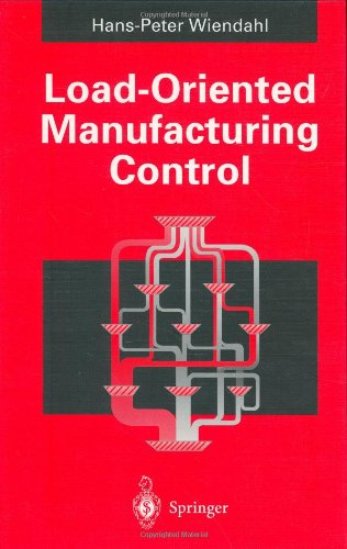 Load-oriented Manufacturing Control by Hans-Peter Wiendahl