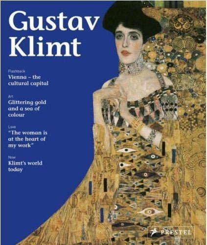Gustav Klimt by Nina Kransel