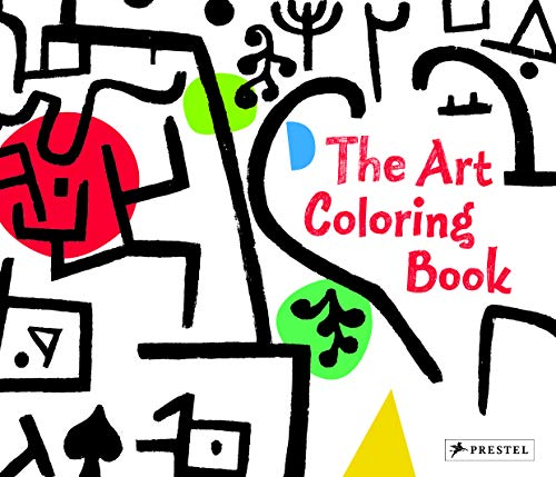 The Art Coloring Book by Annette Roeder