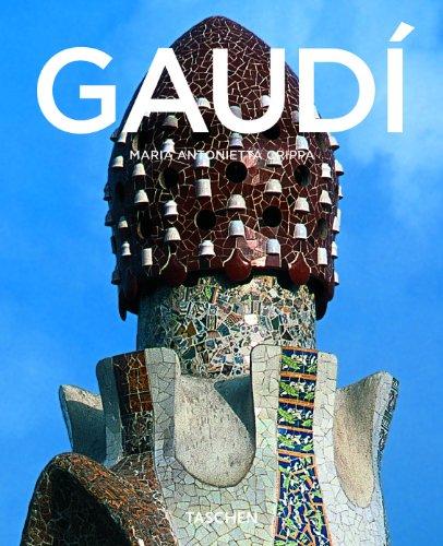 Antoni Gaudi by Maria Antonietta Crippa