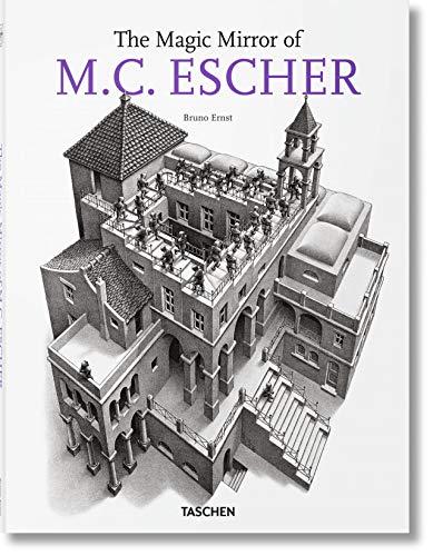 The Magic Mirror of M.C. Escher by M.C. Escher