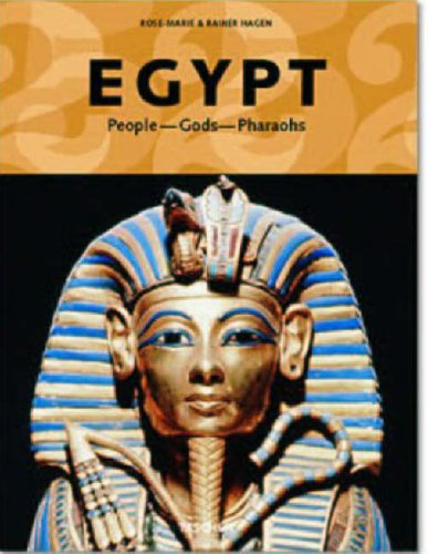 Egypt: From Cheops, Ramses and Tutankhamun to the World of Laborers and Craftsmen by Rainer Hagen