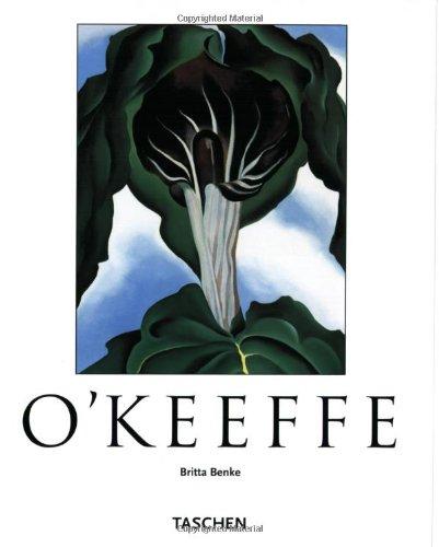 O'Keeffe by Britta Benke