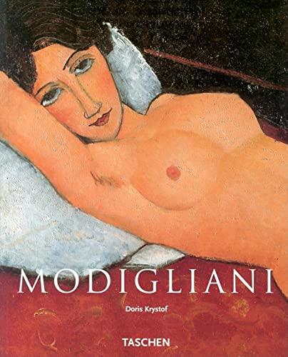 Modigliani by Doris Krystof
