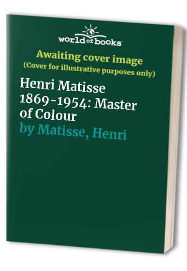 Henri Matisse by Volkmar Essers