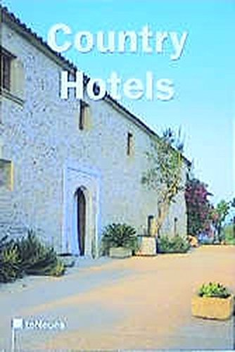 Country Hotels by Ana G Canizares