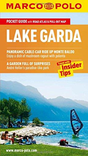 Lake Garda Marco Polo Pocket Guide by Marco Polo