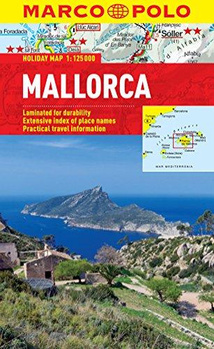 Mallorca Marco Polo Holiday Map by Marco Polo