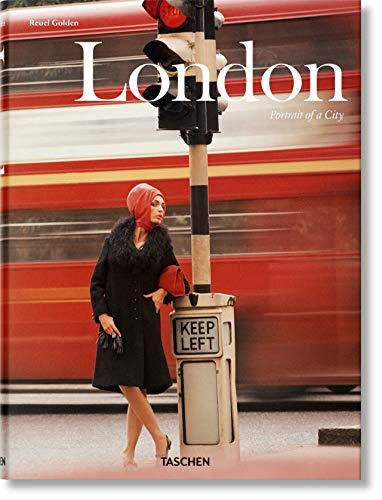London. Portrait of a City by Reuel Golden