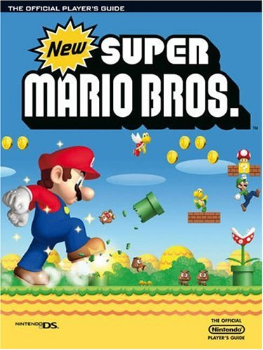 """New """"Super Mario Bros"""" Official Guide by"""