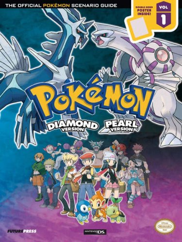 """Pokemon Diamond and Pearl"" Official Strategy Guide by Future Press"