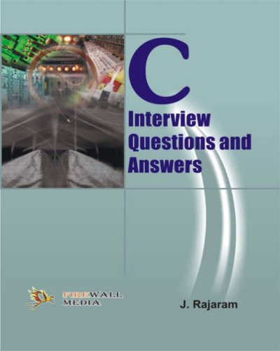 C Interview Questions and Answers by R. Rajaram