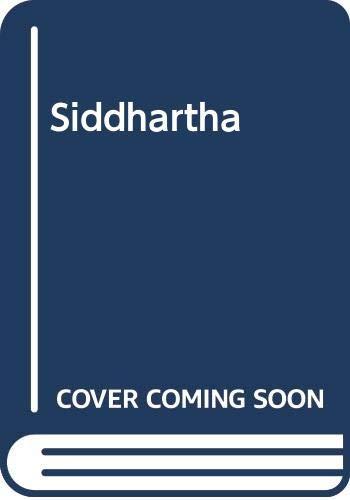 Siddhartha by Hilda Rosner