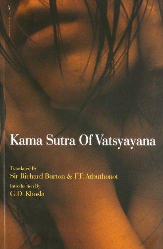 Kama Sutra of Vatsyayana by Sir Richard Burton