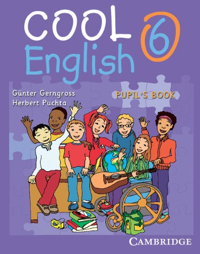 Cool English Level 6 Pupil's Book: Level 6 by Herbert Puchta