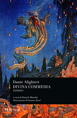 La Divina Commedia: Inferno (Superbur Classici)