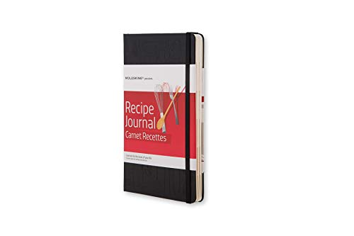 Moleskine Passion Notebook: Recipe by