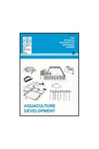 Aquaculture Development by Food and Agriculture Organization of the United Nations