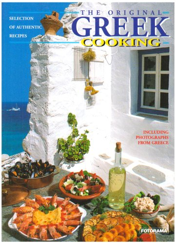 The Original Greek Cooking by