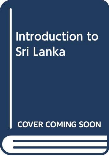 Introduction to Sri Lanka by