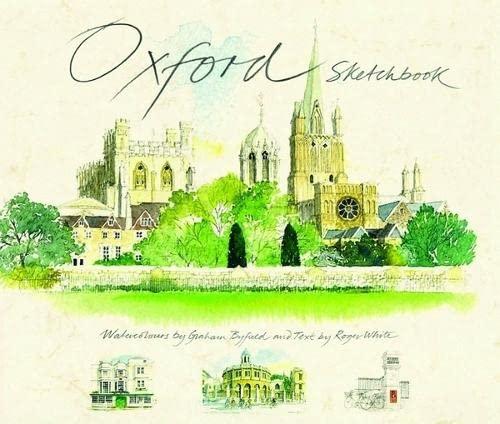 Oxford Sketchbook by Graham Byfield